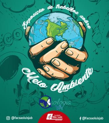Curso de Ciências Biológicas Participa da Quinzena do Meio Ambiente.