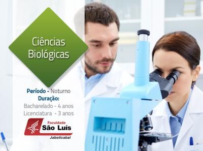 Ciências Biológicas - Licenciatura