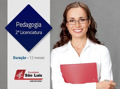 Pedagogia - 2ª Licenciatura