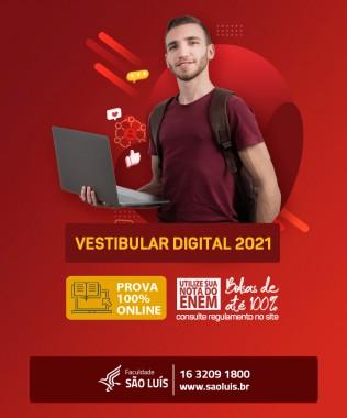 Processo Seletivo Digital 2021/1