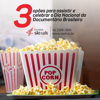 3 opões para assistir e celebrar o Dia Nacional do Documentário Brasileiro