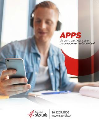 Apps de controle financeiro para socorrer estudantes!