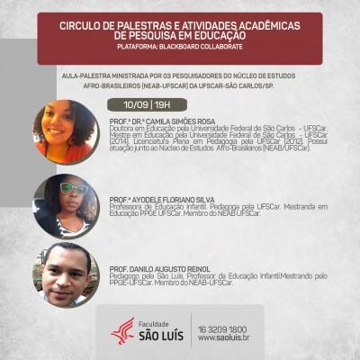 Circuito de Palestras e Atividades Acadêmicas de Pesquisa em Educação