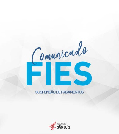 Comunicado FIES