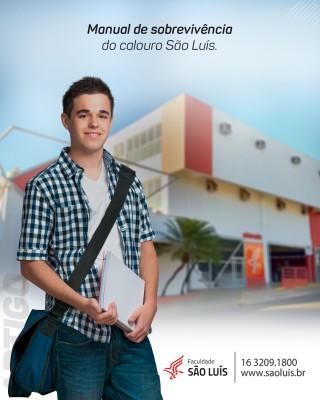Manual de sobrevivência do Calouro São Luís