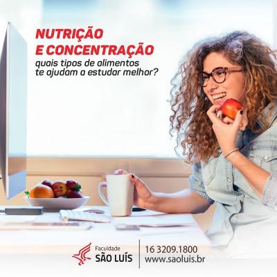 Nutrição e concentração: quais tipos de alimentos te ajudam a estudar melhor?