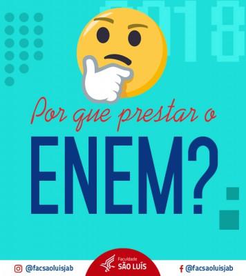 Você já parou para pensar para que serve o ENEM?