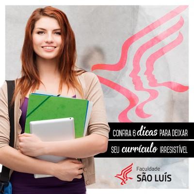 Precisando de emprego para arcar com a faculdade? Confira 6 dicas para deixar seu currículo irresistível!