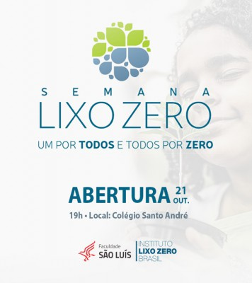 Programação de Abertura da II Semana Lixo Zero em Jaboticabal