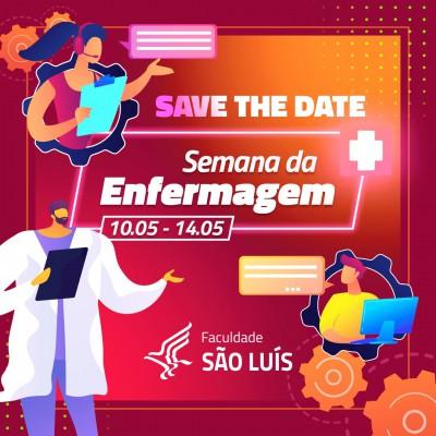 SEMANA DE ESTUDOS DO CURSO DE ENFERMAGEM
