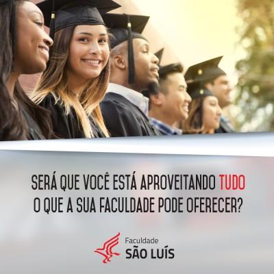 Será que você está aproveitando TUDO o que sua faculdade pode oferecer?