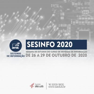 XX SESINFO - Semana de Estudos do Curso de Sistemas de Informação